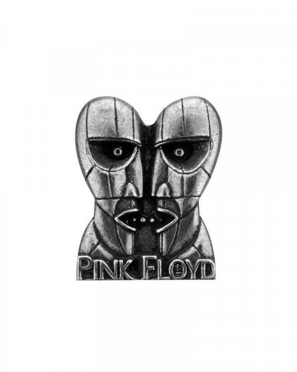Pink Floyd - Division Bell Heads Pin Badge