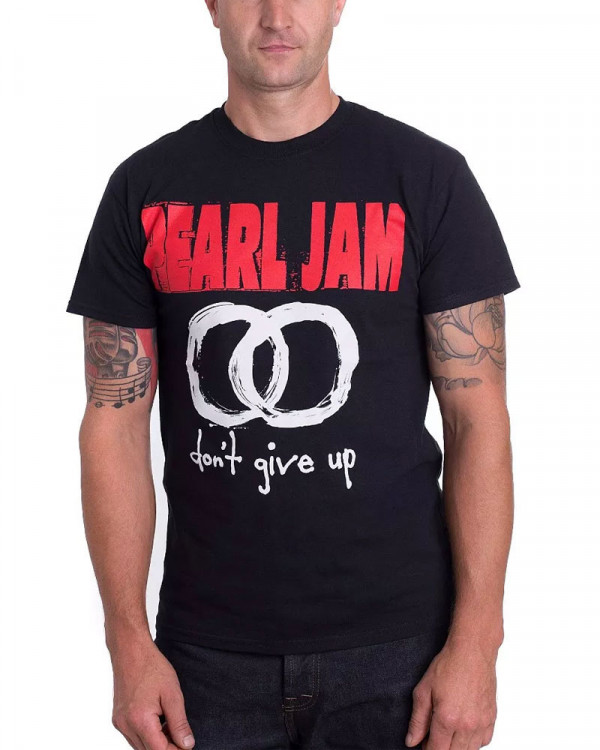 Pearl Jam - Dont Give Up Men's T-Shirt