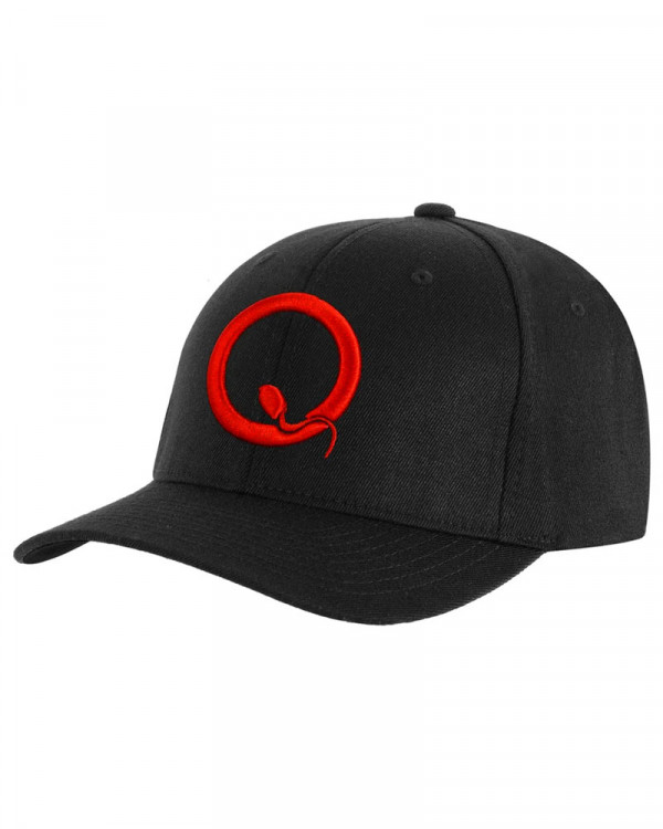 Queens Of The Stone Age - Q Logo Black Baseball Cap