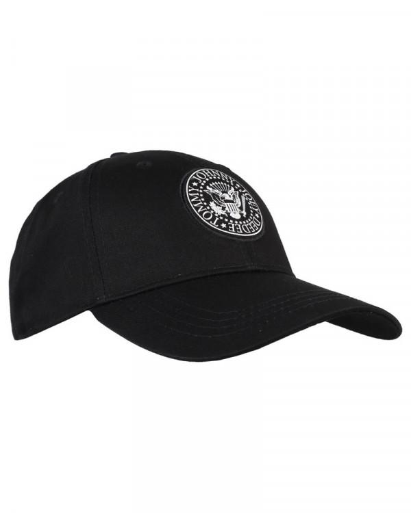 Ramones - Presidential Seal Black Baseball Cap