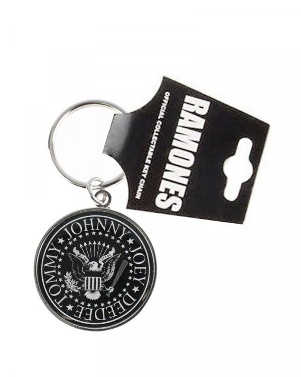 Ramones - President Seal Keychain