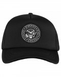 Ramones - Presidential Seal Black Trucker Cap