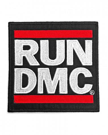 Run DMC - Logo Embroidered Patch