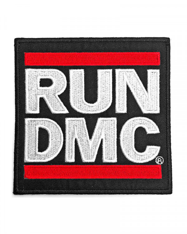 Run DMC - Logo Embroidered Patch