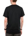 Smashing Pumpkins - Distressed Zero Black Men's T-Shirt