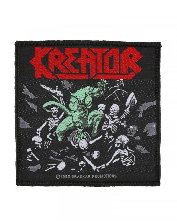 Kreator - Pleasure To Kill Woven Patch