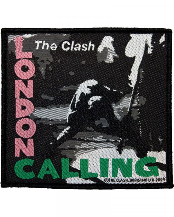 Clash - London Calling Woven Patch