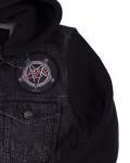 Slayer - Pentagram Woven Patch