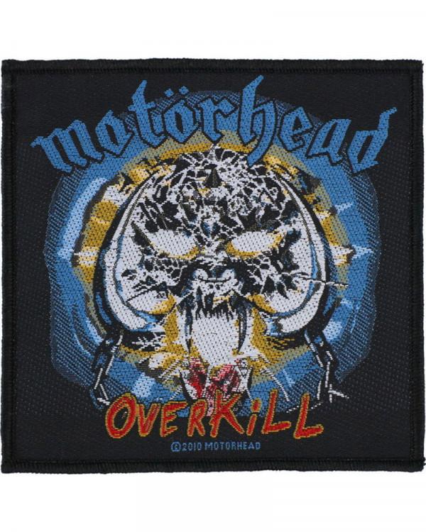 Motorhead - Overkill Woven Patch
