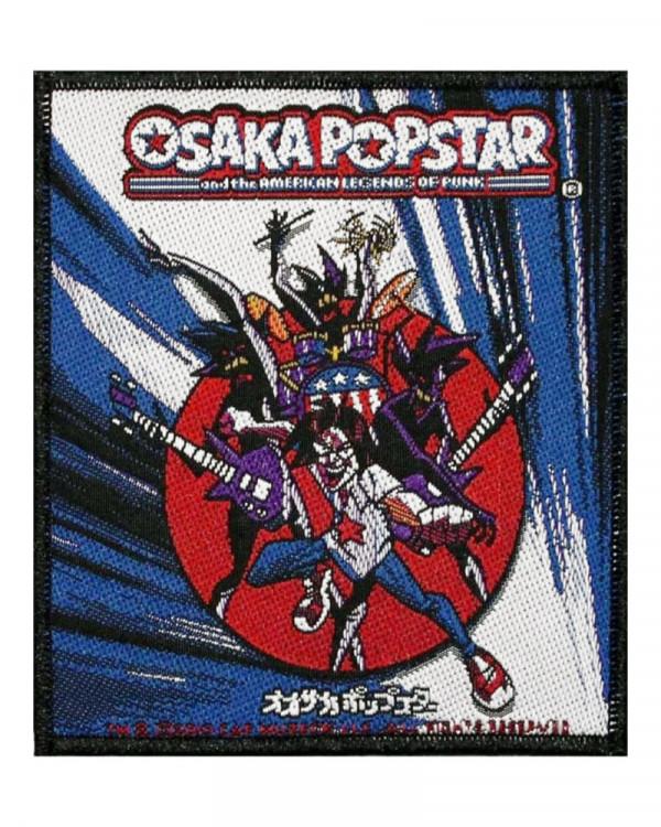 Osaka Popstar - Popstar Woven Patch