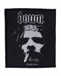 Down - Logo Face Woven Patch