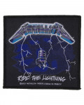Metallica - Ride The Lightning Woven Patch