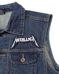 Metallica - Shaped Logo Woven Patch