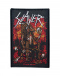 Slayer - Devil On Throne Woven Patch