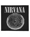 Nirvana - Vestibule Woven Patch