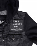 Rage Against The Machine - Logo Woven Patch