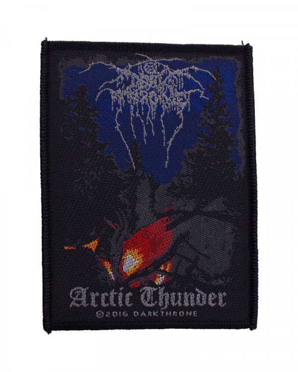 Darkthrone - Arctic Thunder Woven Patch