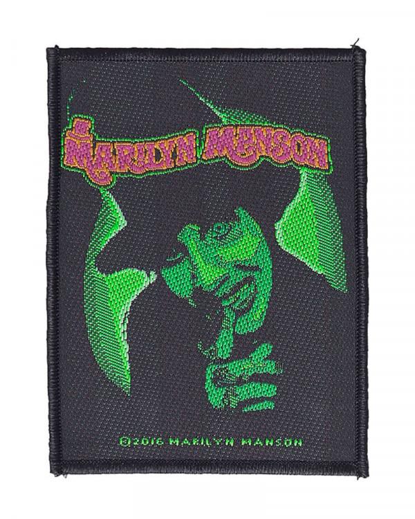 Marilyn Manson - Smells Like Children Woven Patch