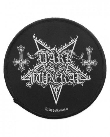 Dark Funeral - Circular Logo Woven Patch