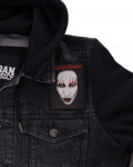Marilyn Manson - Face Woven Patch