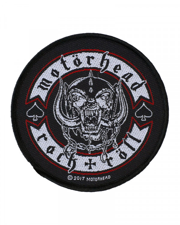 Motorhead - Biker Badge Woven Patch