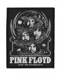 Pink Floyd - Cosmic Faces Woven Patch