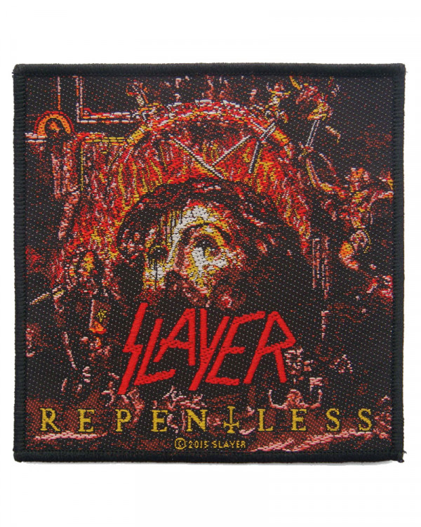 Slayer - Repentless Woven Patch