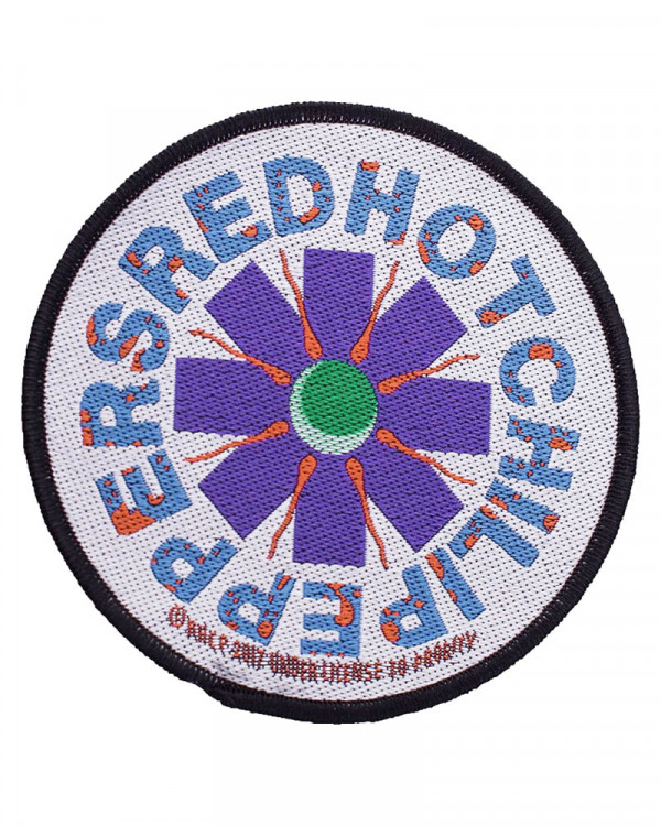 Red Hot Chili Peppers - Sperm Woven Patch