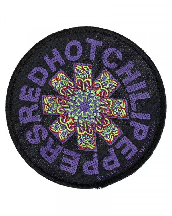 Red Hot Chili Peppers - Totem Woven Patch