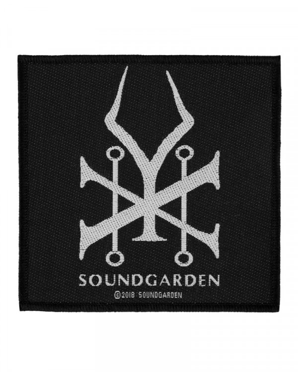 Soundgarden - King Animal Woven Patch