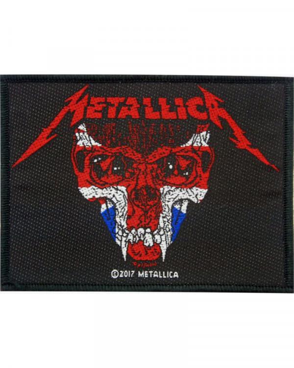 Metallica - UK Woven Patch