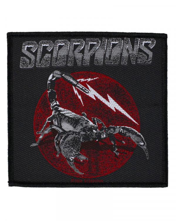 Scorpions - Jack Woven Patch