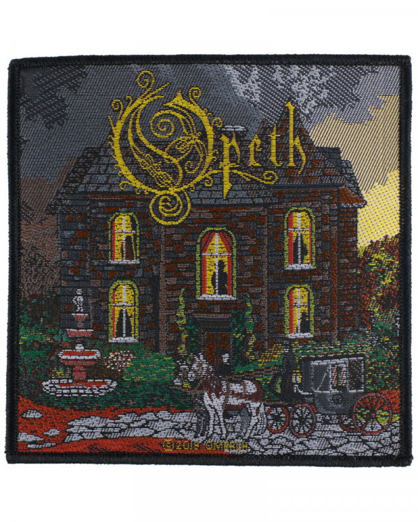 Opeth - In Caude Venenum Woven Patch