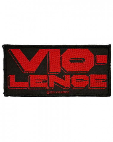 Vio-Lence - Logo Woven Patch