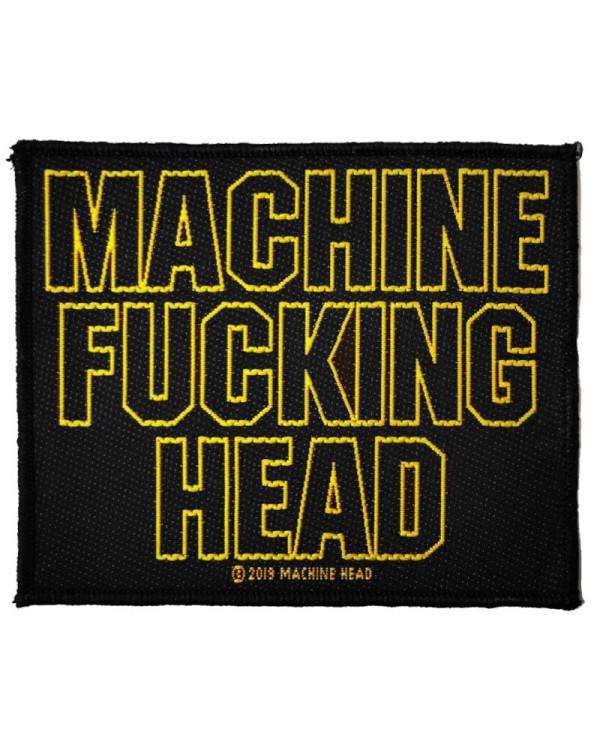 Machine Head - MFH Woven Patch