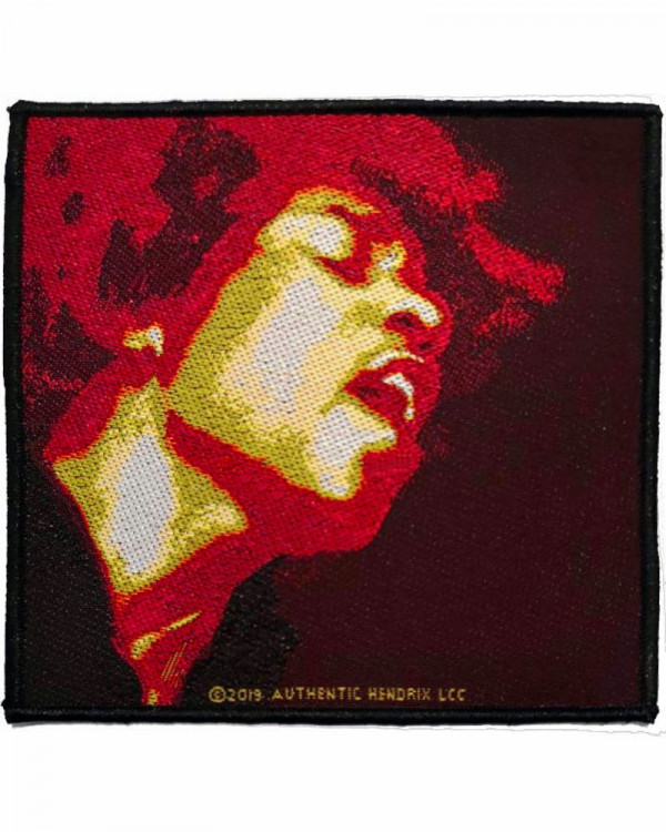 Jimi Hendrix - Electric Ladyland Woven Patch