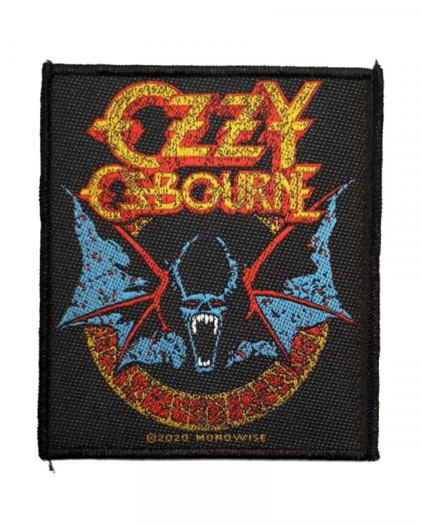 Ozzy Osbourne - Bat Woven Patch