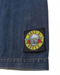 Guns N' Roses - Bullet Logo Woven Patch