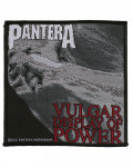 Pantera - Vulgar Display Of Power Woven Patch