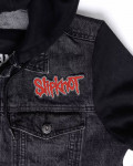 Slipknot - Logo Cut-Out Woven Patch