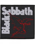 Black Sabbath - Creature Woven Patch