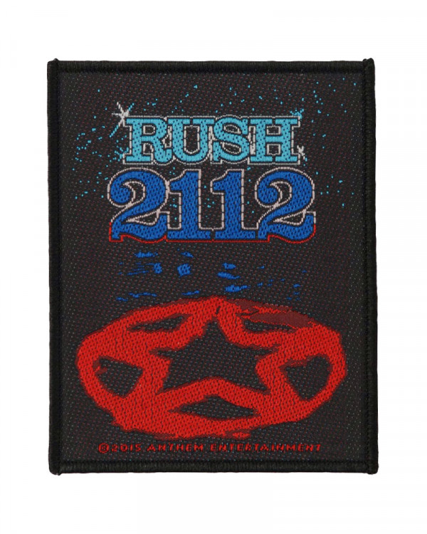 Rush - 2112 Woven Patch