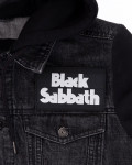 Black Sabbath - Logo Woven Patch