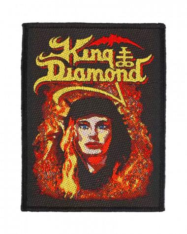 King Diamond - Fatal Portrait Woven Patch