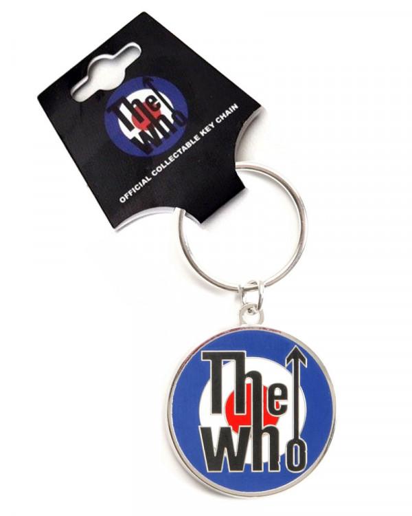Who - Target Logo Keychain