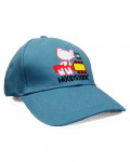 Woodstock - Logo Denim Blue Baseball Cap