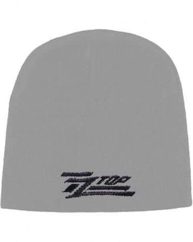 ZZ Top - Circle Logo Grey Beanie