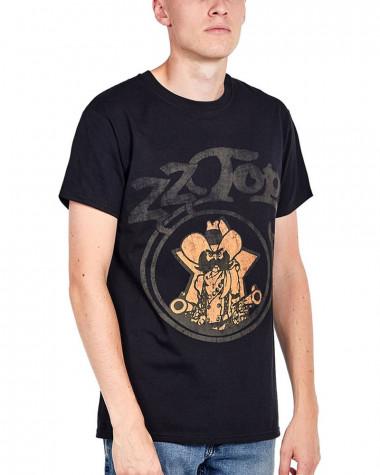 ZZ Top - Outlaw Village Men's T-Shirt